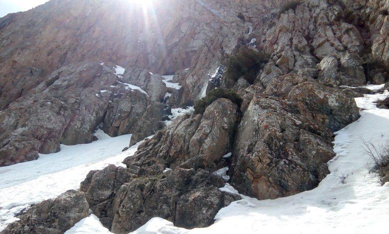 آبشار وللر - 20 فروردین 1395